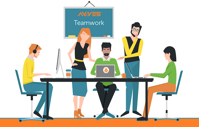 AYYES PROJECT MANAGEMENT SOFTWARE - TIME TRACKER