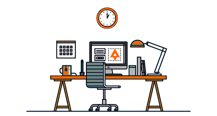 Time Tracking Software AY-YES Time Tracker WORKSPACE